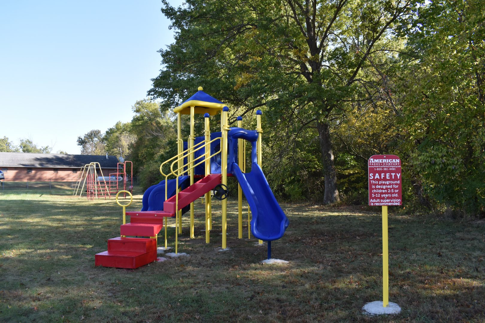 2019 Grant to Scioto Township for New Playground Equipment at Orient Park